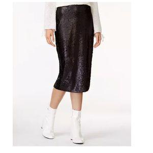 Minkpink sequins skirt.